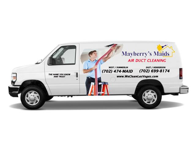 Mayberry's Air Duct Cleaning